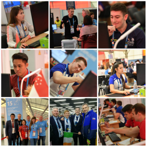 WorldSkills 45th World Championships